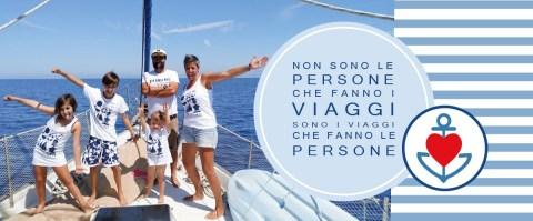 Una famiglia a gonfie vele: la scelta di vivere in barca a vela