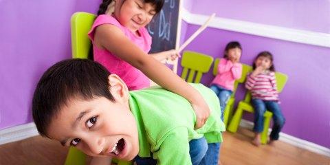 Gli sculaccioni aumentano l'aggressività: lo dice una ricerca