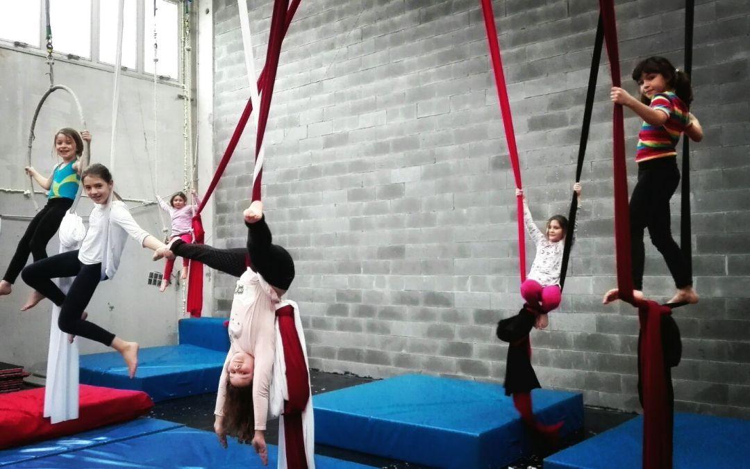 SLIP: il circo per bambini a Torino