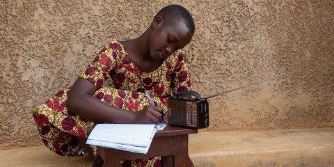 A favore dell'istruzione infantile: le iniziative di Compassion