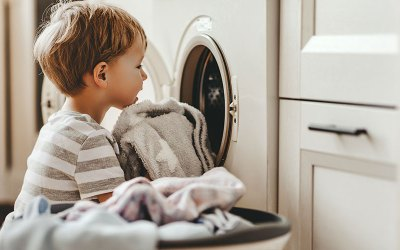 Le faccende domestiche aiutano a crescere