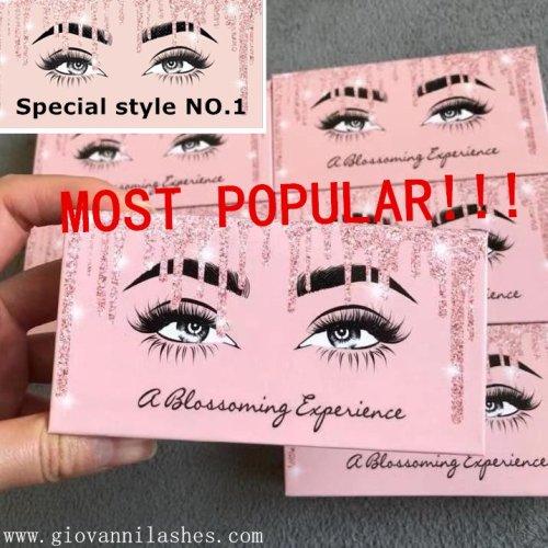 Custom lash boxes wholesale USA