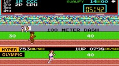 Hyper Olympic (Track & Field)