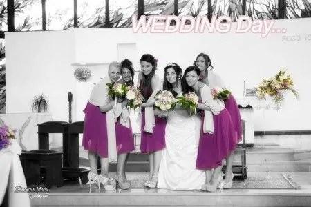 Damigelle matrimonio Milano
