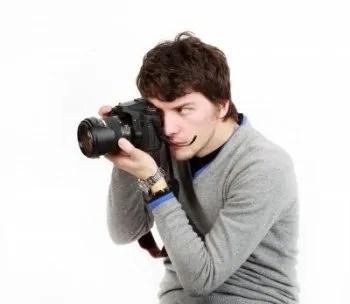 Servizio fotografico e Raffaele Battista