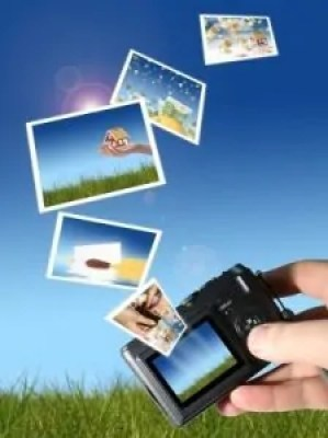 Servizio fotografico pittura e fotografia