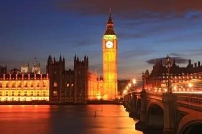 book fotografico e Londra