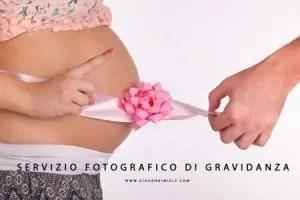 realizza le tue foto di gravidanza