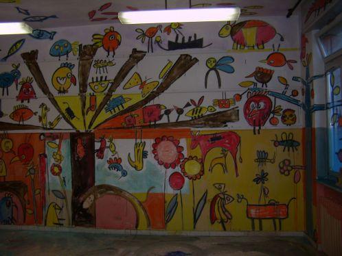 15 Artisti a Scuola Elementare