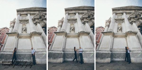 engagement venezia