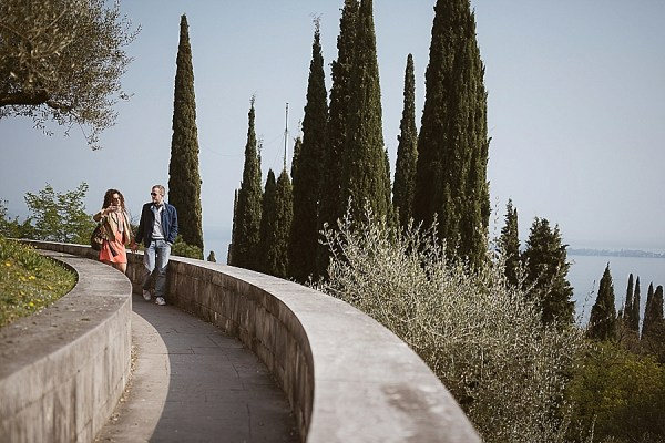wedding photographer engagement lake garda gabriele d'annunzio vittoriale lake garda venice