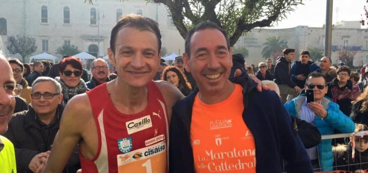 Maratona cattedrali 2015 Vito Sardella mingo depasquale