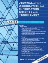 JASIST Cover