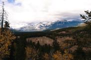 Bergpanorama bei Jasper