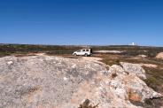 Picknick im Columbine Nature Reserve, Südafrika