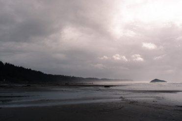 Strand am Pacific Rim National Park Reserve, Vancouver Island