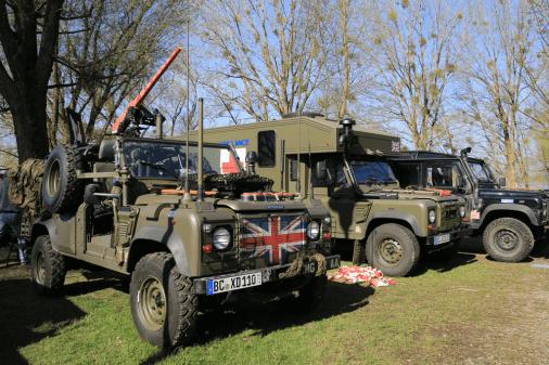 Landypark 2016: Altgediente Veteranen