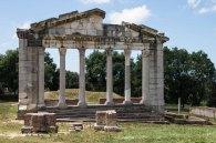 Akropolis von Apollonia, Albanien