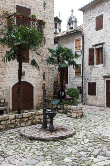 Die Altstadt von Kotor, Montenegro