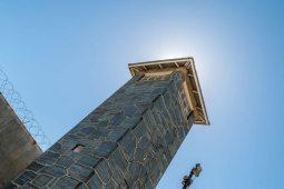 Wachturm auf Robben Island