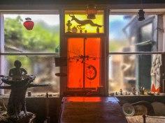 Helen Martin: Kunst aus bunten Glas uns Licht