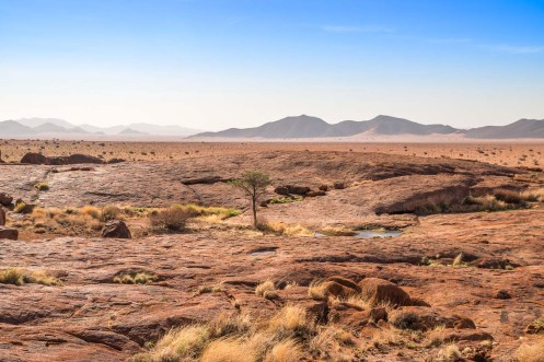 Blick über den Namib-Naukluft-Park, Namibia