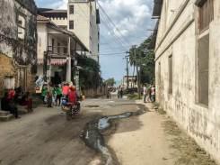 Das alte Postam im Hafen von Bagamoyo in Tansania