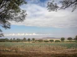 Mount Meru in Tansania