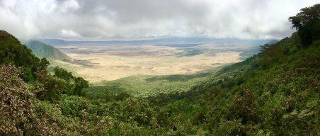Serengeti für Selbstfahrer: Vorbei am Ngorongoro Krater