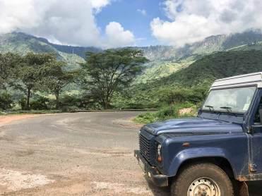 Kenia: Panoramastraße zu den Torok Wasserfällen
