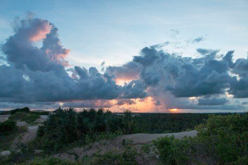 Kenias Küste - Strand bei Malindi
