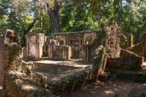 Gedi Ruins bei Malindi, Kenia