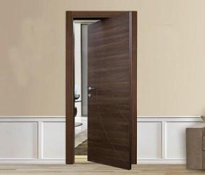 Porte interne: meglio il laminato o il legno?