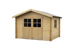 Costruire la casetta in legno da giardino
