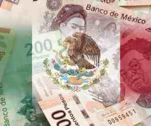 Peso messicano in rally dopo le notizie sul NAFTA