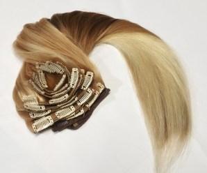 Come mascherare le extension per capelli