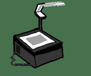 La lavagna luminosa per le vostre proiezioni
