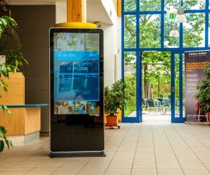 Digital signage: il futuro digitale della ristorazione