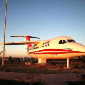 Uçak Kafe Aksaray - Giresun