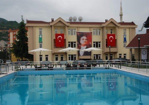Giresun Üniversitesi Sahil Sosyal Tesisleri