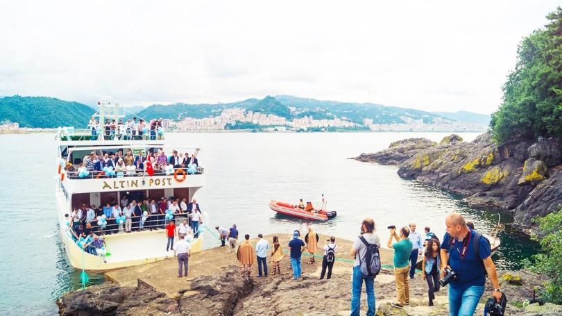 Giresun Adası Altın Post Gemisi