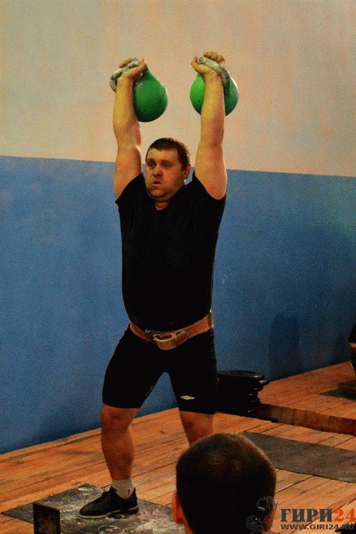 Упражнения - Гири24