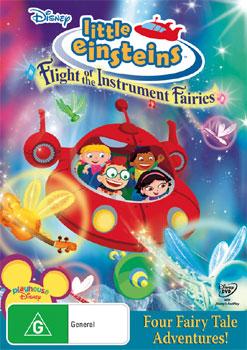 Disneys Newest Range Of Playhouse Disney DVDs