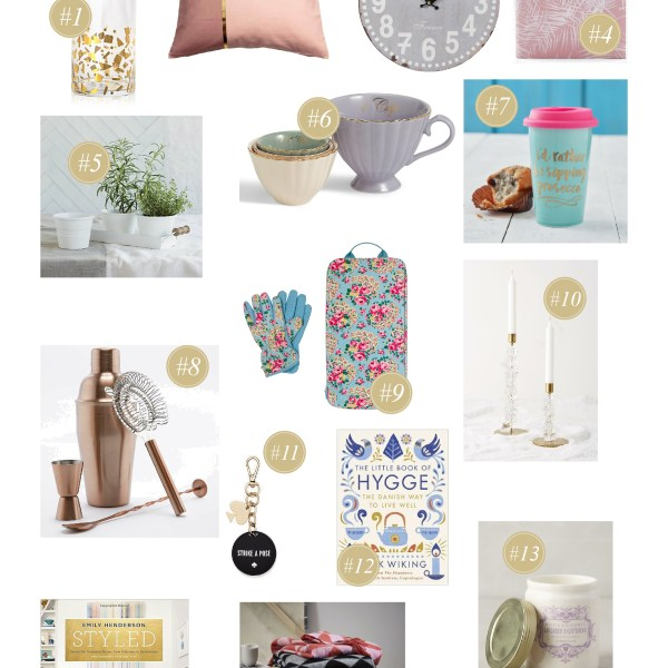 15 perfect gift ideas for home lovers - Girl about townhouse