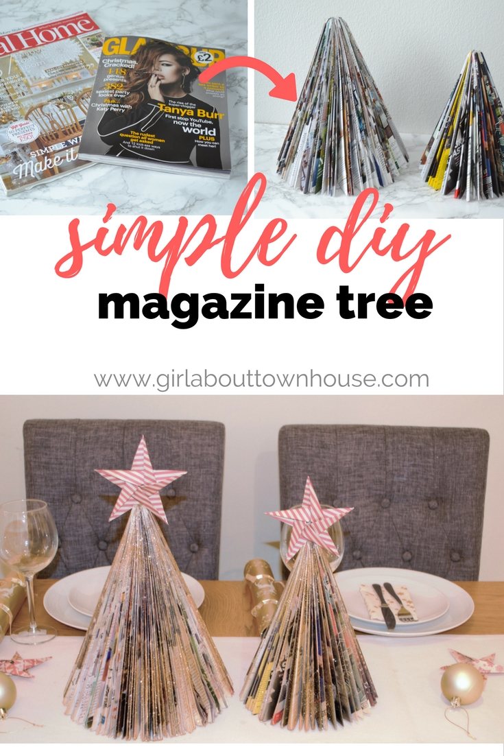 Magazine tree - Girl about townhouse