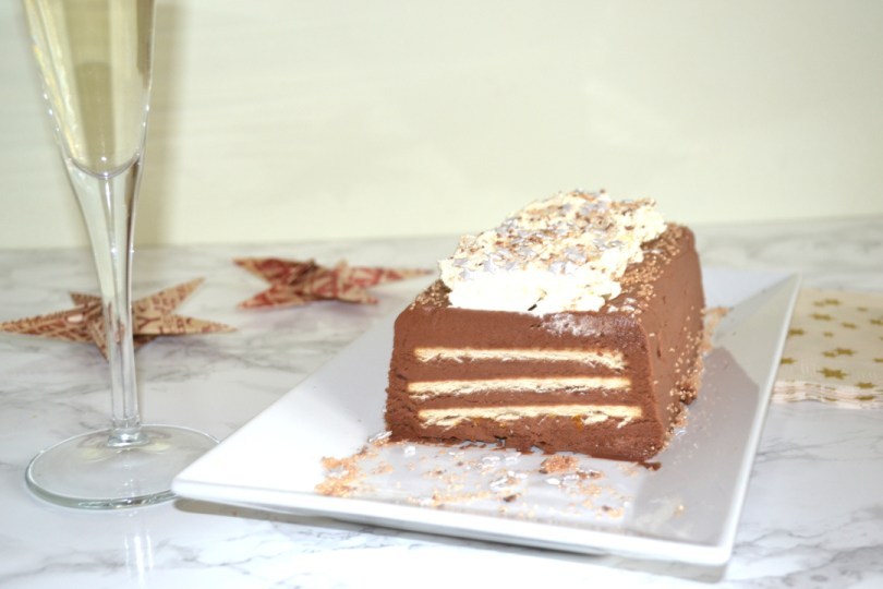 Gran Marnier Chocolate Orange Layer Cake - Girl about townhouse