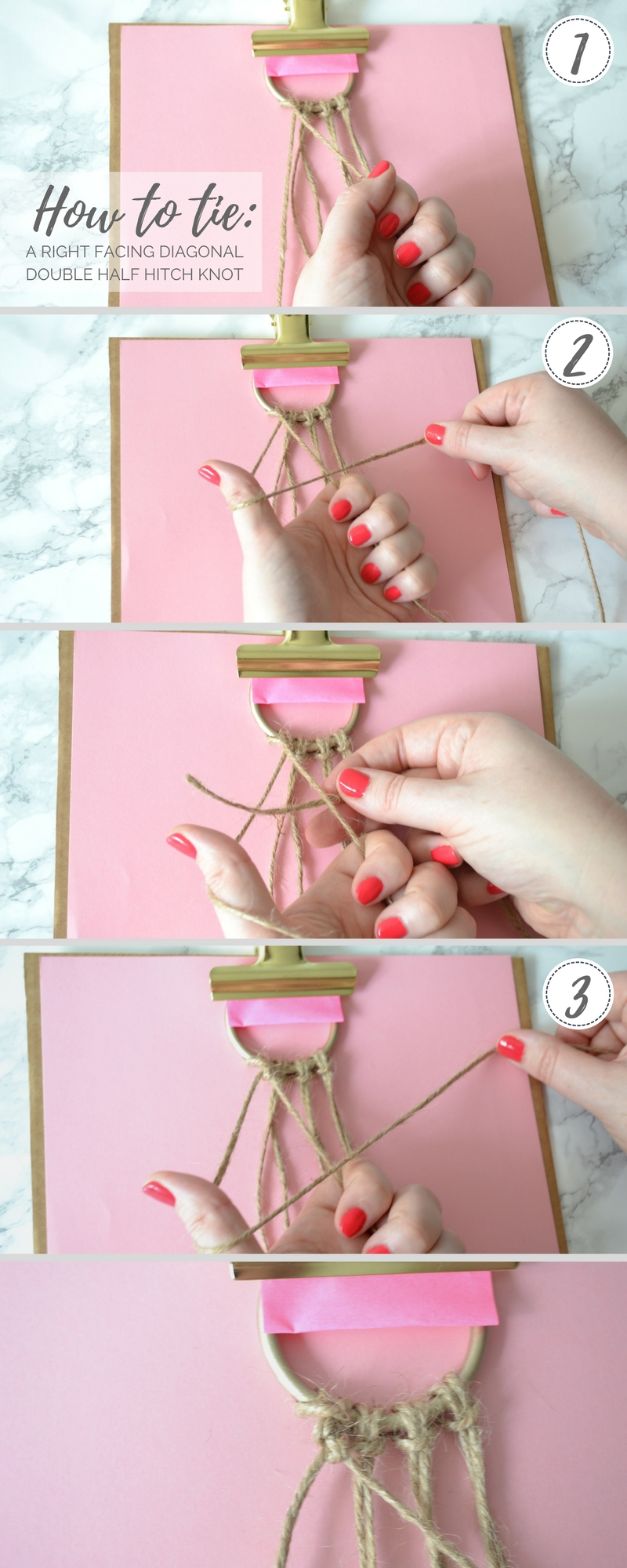 Diy Macrame Curtain Tie Backs Tutorial Girl About Townhouse