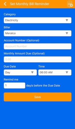 Pay your Bills Anytime Anywhere with Bayad Center Mobile App