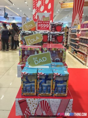 Christmas Gift Shopping made easy with Watsons Gift Sets