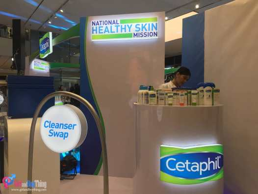 NATIONAL HEALTHY SKIN MISSION Campaign by Cetaphil and Watsons